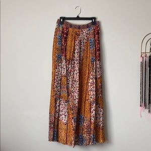 Anthropology Maxi Skirt New Size 4 Gorgeous